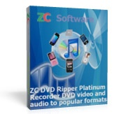 15 Percent – ZC DVD Ripper Platinum