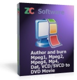 ZC MPEG to DVD Burner – Exclusive 15% Off Coupons
