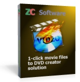 ZC Video DVD Creator – 15% Off