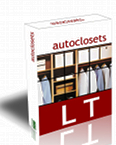 15% autoclosets LT Coupon Code