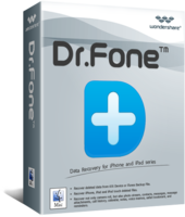 Exclusive dr.fone – iOS Recover(Mac) Coupon Sale