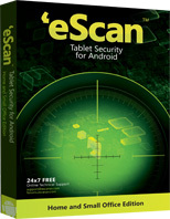 eScan Tablet Security for Android – Special Coupons