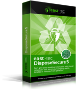 east-tec DisposeSecure 5 – 15% Discount
