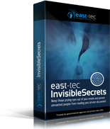 east-tec InvisibleSecrets 4 Coupon 15% OFF