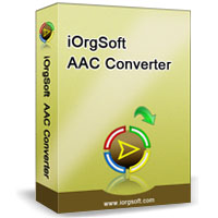 50% iOrgSoft AAC Converter Coupon