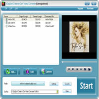 iOrgSoft Creative Zen Video Converter Coupon – 50% OFF