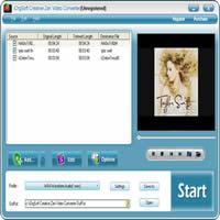 iOrgSoft Creative Zen Video Converter Coupon – 50%