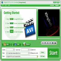 iOrgSoft DVD to AVI Converter Coupon – 50%