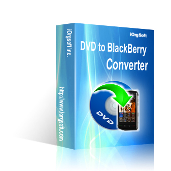 iOrgSoft DVD to BlackBerry Converter Coupon Code – 50%