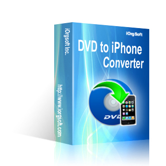 40% iOrgSoft DVD to iPhone Converter Coupon Code
