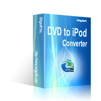 iOrgSoft DVD to iPod Converter Coupon – 40%