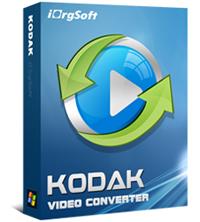 iOrgSoft Kodak Video Converter Coupon Code – 50%