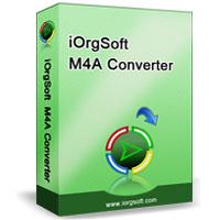 50% iOrgSoft M4A Converter Coupon Code