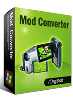 40% Off iOrgSoft Mod Converter Coupon