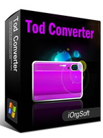 50% iOrgSoft Tod Converter Coupon Code