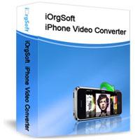 iOrgSoft iPhone Video Converter Coupon – 40%