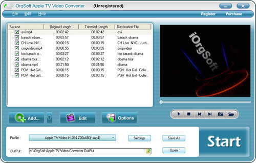 iOrgsoft Apple TV Video Converter Coupon Code – 40%
