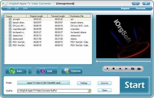 iOrgsoft Apple TV Video Converter Coupon Code – 50%