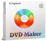 iOrgsoft DVD Maker for Mac Coupon – 40%