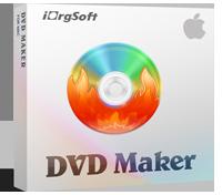 iOrgsoft DVD Maker for Mac Coupon – 40%