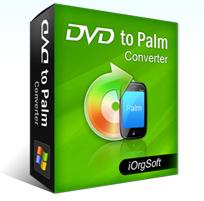 iOrgsoft DVD to Palm Converter Coupon – 50%