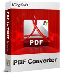 40% iOrgsoft PDF Converter Coupon Code