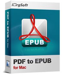 iOrgsoft PDF to Epub Converter for Mac Coupon – 50%