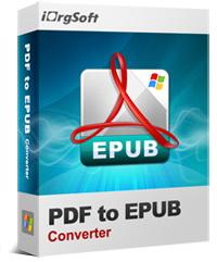 iOrgsoft PDF to Epub Converter Coupon – 50% OFF