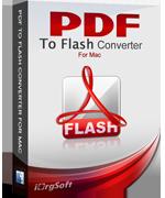 iOrgsoft PDF to Flash Converter for Mac Coupon – 50%