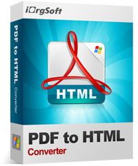iOrgsoft PDF to Html Converter Coupon – 40%