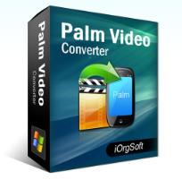 iOrgsoft Palm Video Converter Coupon Code – 40%