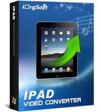 50% iOrgsoft iPad Video Converter Coupon Code