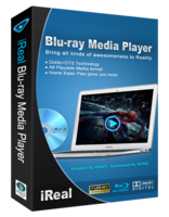 iReal Blu-ray Media Player – Exclusive 15% off Coupon