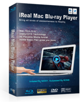 iReal Mac Blu-ray Player Coupon