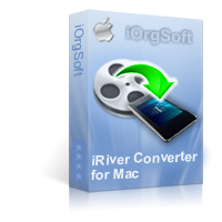 iRiver Video Converter for Mac Coupon – 50%