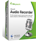 iSkysoft Audio Recorder for Mac Coupon Code 15% OFF