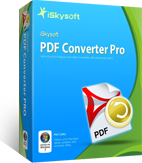 iSkysoft PDF Converter Pro for Windows Coupon 15%