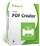 Wondershare Software Co. Ltd. iSkysoft PDF Creator for Mac Coupon