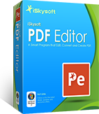iSkysoft PDF Editor for Windows Coupon Code
