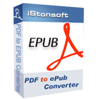 60% iStonsoft PDF to ePub Converter Coupon