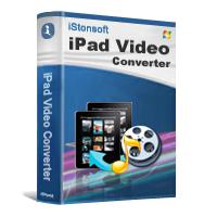 iStonsoft iPad Video Converter Coupon – 50% Off