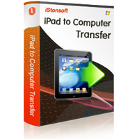 50% Off iStonsoft iPad to Computer Transfer Coupon Code