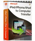 iStonsoft iPad/iPhone/iPod to Computer Transfer Coupon Code – 35%