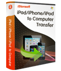 iStonsoft iPad/iPhone/iPod to Computer Transfer Coupon Code – 30%
