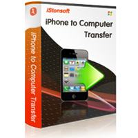 iStonsoft iPhone to Computer Transfer Coupon – 60%
