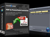 Exclusive mediAvatar PDF to PowerPoint Converter Coupon