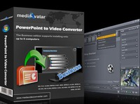 mediAvatar PowerPoint to Video Converter Business – 15% Sale