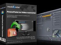 15% OFF – mediAvatar PowerPoint to Video Converter Personal