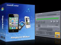 Instant 15% mediAvatar Ringtone Maker Coupon