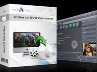 mediAvatar Video to DVD Converter for Mac Coupon